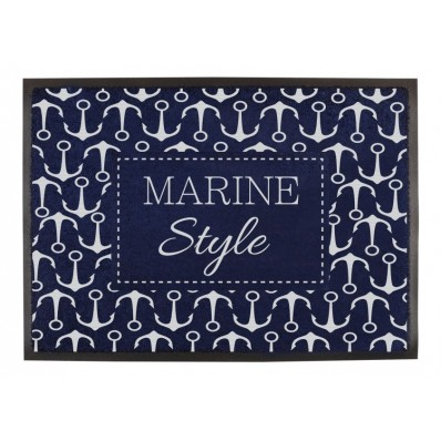 Wycieraczka dywanowa Marine Style 1szt. (odporna na UV)