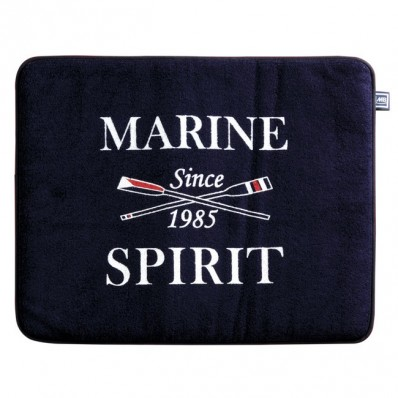 SPIRIT dywanik łazienkowy, granatowy