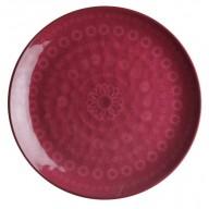 ROSETTE PURPLE talerz deserowy Ø22,5cm 6szt.