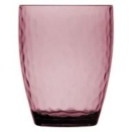 CRYSTAL PURPLE szklanka do wody 6szt.