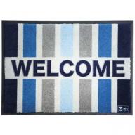 Wycieraczka dywanowa Welcome Stripes 1szt. (odporna na UV)
