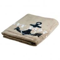FREESTYLE ręcznik plażowy z poduszką beżowy