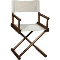 Składane krzesło CALIDA białe