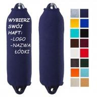 Pokrowiec cylindryczny 2szt. różne*kolory