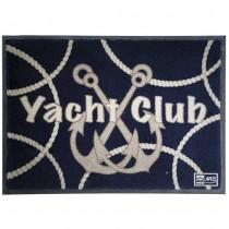 Wycieraczka dywanowa Yacht Club 2 szt. (odporna na UV)