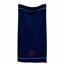 Ręcznik plażowy welur Kompas 80x160