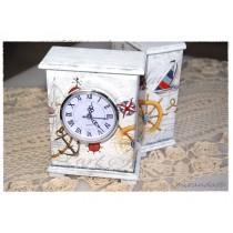 Zegar marynistyczny Marine