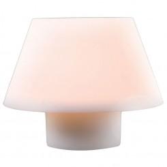 Silikonowy świecznik Mood Flame biały