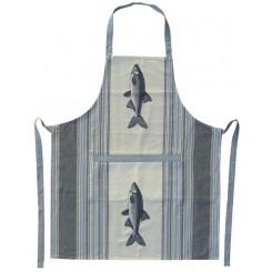 FISH fartuch kuchenny