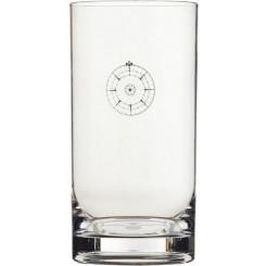POLARIS szklanki wysokie 6szt.