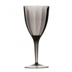 CRYSTAL GREY kieliszek do wina 6szt.