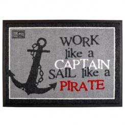 Wycieraczka dywanowa Pirate 1szt. (odporna na UV)