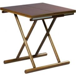 Rozkładany stół CALIDA kwaratowy