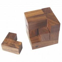 Łamigłówka drewniana Kostka