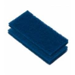 Średnio twarde gąbki do czyszczenia kadłuba i drewna tekowego 2 szt. /granatowe
