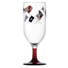 REGATA niskie kieliszki do szampana 6szt.