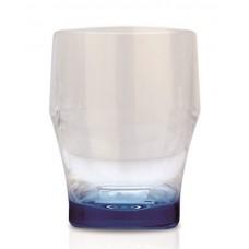PARTY BLUE szklanki 350ml 6szt.