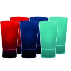 ENJOY LIFE szklanka wysoka 6szt.