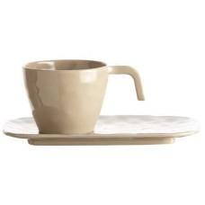 HARMONY SAND filiżanka do espresso 6szt.