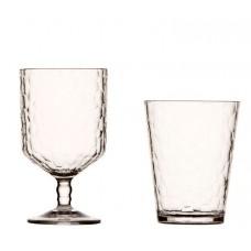 CRYSTAL ICE zestaw woda+wino 12szt.