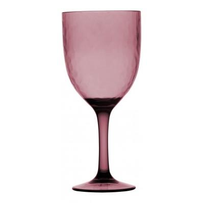 CRYSTAL PURPLE kieliszek do wina 6szt.