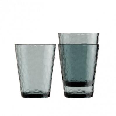 CRYSTAL LAGOON szklanki do wody 12szt.