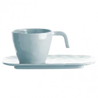 HARMONY SILVER filiżanka do espresso 6szt.