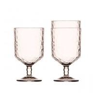 CRYSTAL ICE kieliszki do wina 12szt.