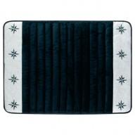 FREESTYLE dywanik łazienkowy WindRose 45x60 granatowy