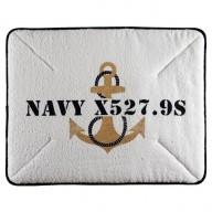 FREESTYLE dywanik łazienkowy Anchor 40x50 biały