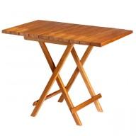 Składany stół TEAK 120x60cm