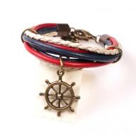 Bransoletka marynistyczna Retro Marine