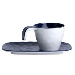 SUMMER BLUE filiżanka do espresso 6szt.