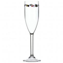 REGATA kieliszki do szampana 6szt.