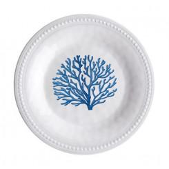 MARE BLUE talerz deserowy Ø21,5cm 6szt.