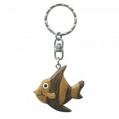 Brelok drewniany Ryba