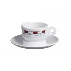 MISTRAL filiżanka do espresso 6szt.