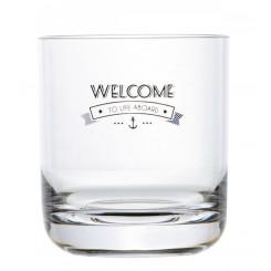 WELCOME szklanki do wody 6szt.