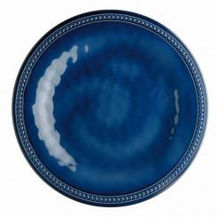HARMONY BLUE talerz płaski Ø27cm 6szt.