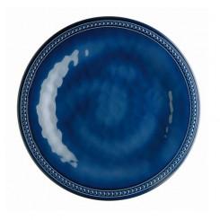 HARMONY BLUE talerz deserowy Ø21,5cm 6szt.