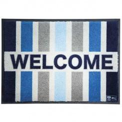 Wycieraczka marynistyczna Welcome Stripes 1szt. (odporna na UV)