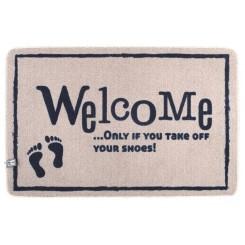 Wycieraczka marynistyczna Welcome Shoes 1szt.