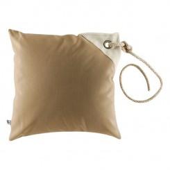 SIESTA wodoodporna poduszka z liną beżowa 2 szt.