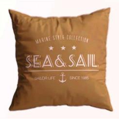 SANTORINI poduszki Sea&Sail 2szt., piaskowy beż