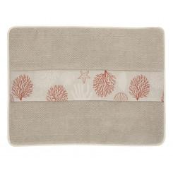 IBIZA dywanik łazienkowy beżowy