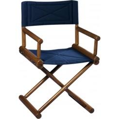 Składane krzesło CALIDA granatowe