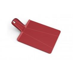 Deska do krojenia duża składana CHOP2POT PLUS czerwona