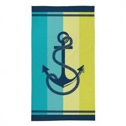 Ręcznik plażowy Kotwica 90x160