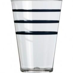 CANNES szklanki piętrowalne 6szt.