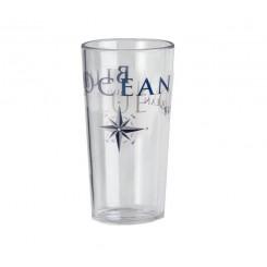 Szklanki wysokie Blue Ocean 2 szt.